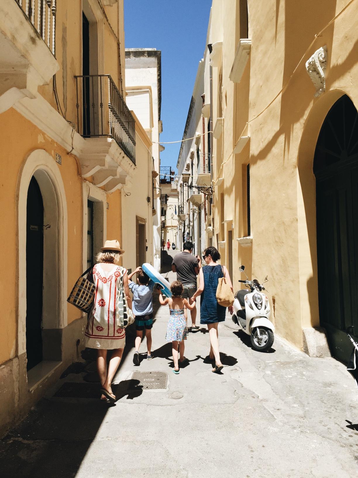 Galipoli Streets